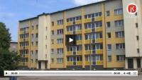 Roņu iela 3, Liepāja  - viena no energoefektīvākajām ēkām Latvijā 2013. gadā